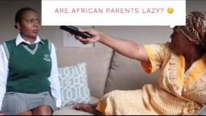 Video (Skit): Thenjiwe Comedy – Annoying Things African Parents do